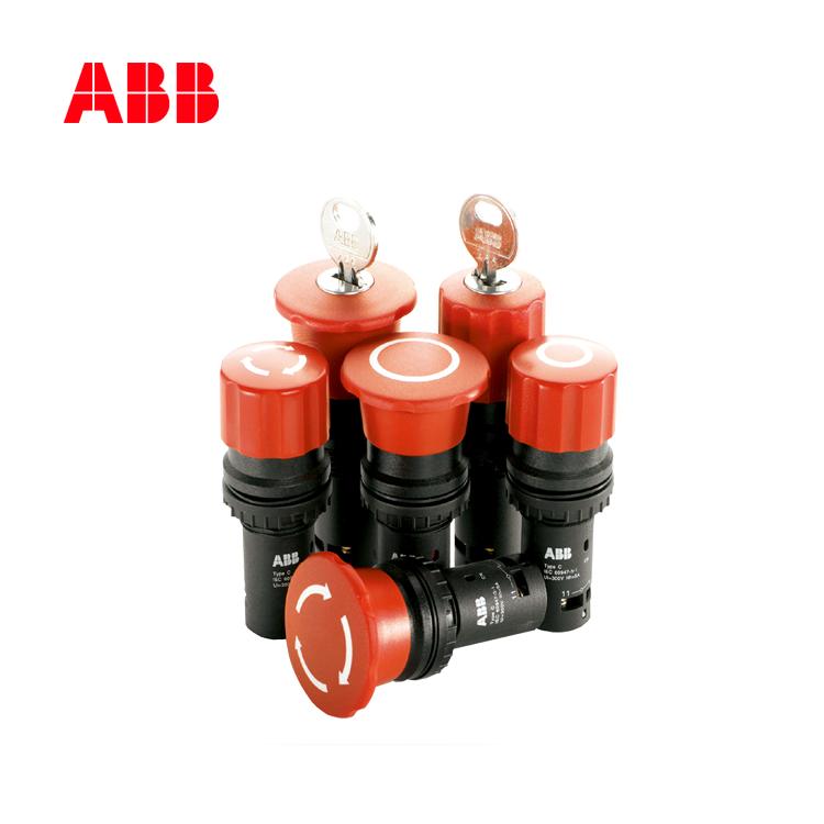 紧凑型急停按钮CE4T-10R-01