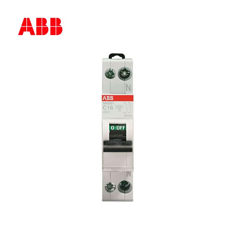 微型断路器SN201L-C20;10096757