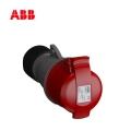 工业连接器 EC型移动工业插座316EC6;10219123