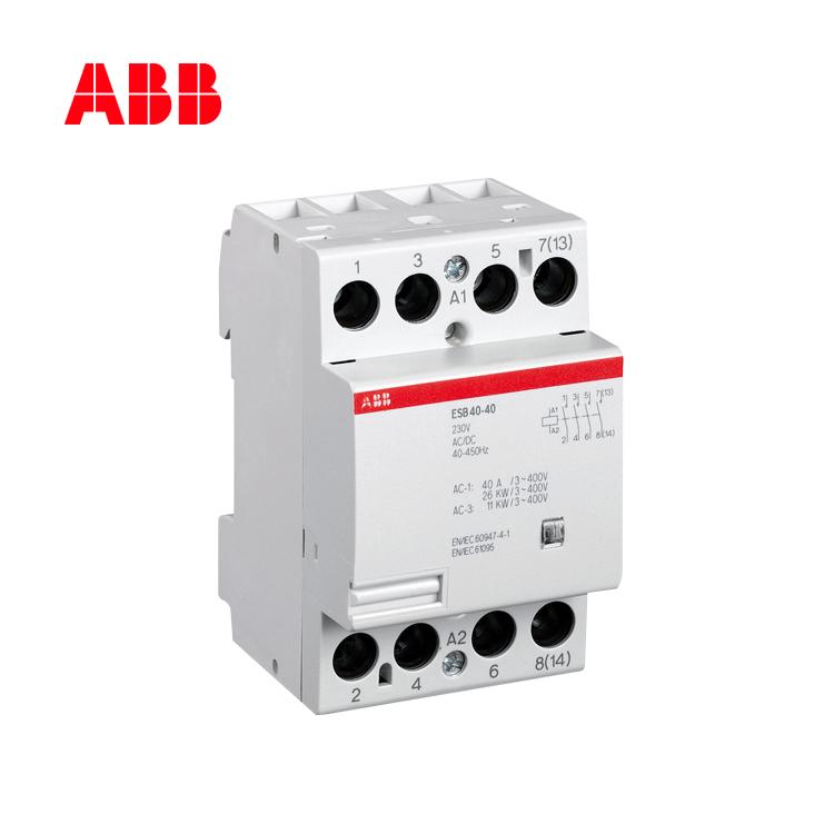 建筑用接触器ESB20-20*230V 50Hz/255V 60Hz