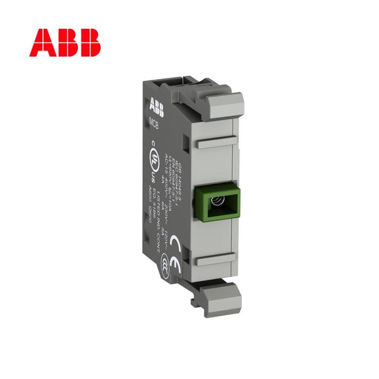 按钮指示灯触点模块MCB-10;10041413
