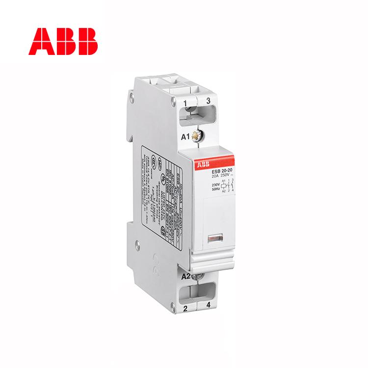 建筑用接触器ESB20-20*230V 50Hz/255V 60Hz;82202611
