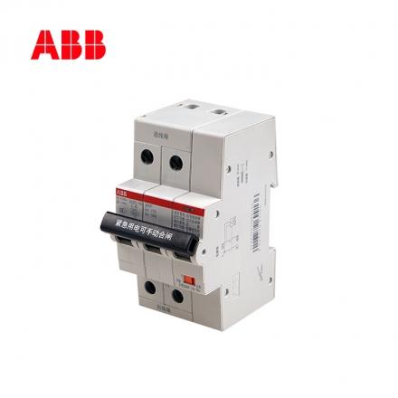 带自恢复过欠压保护微型断路器SH201-C40NA ARVP