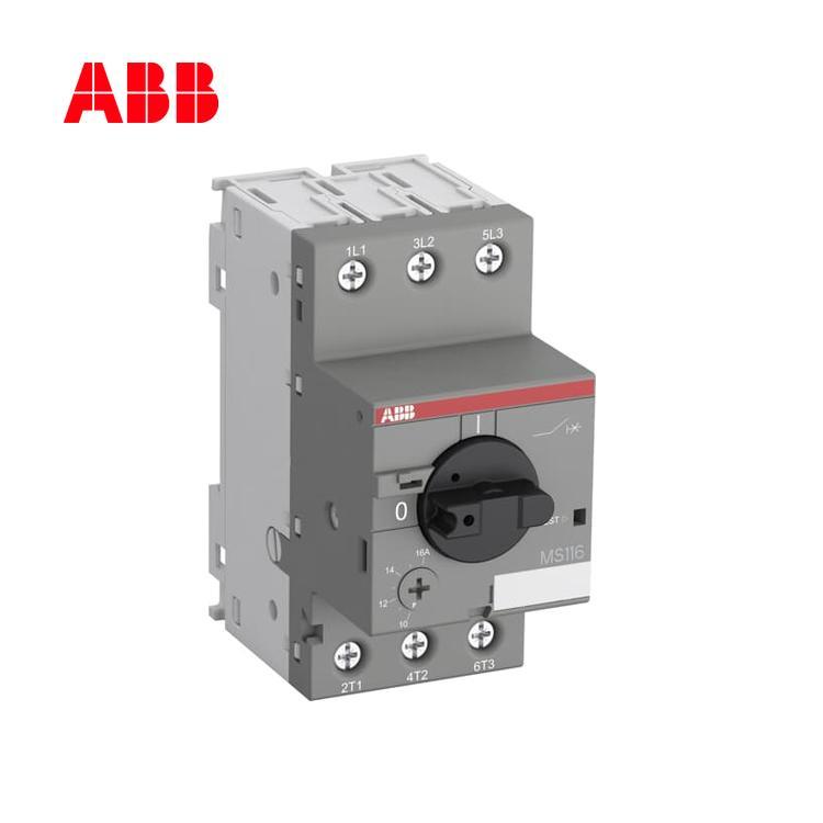 电动机保护用断路器MS116 - 6.3;10140952