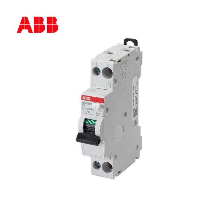 剩余电流动作断路器GSN201 L C25 AC30