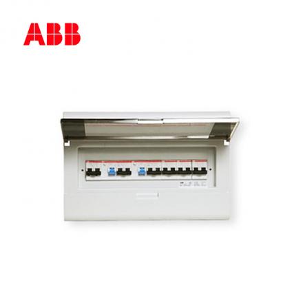 20位塑料面盖式白色配电箱ACP 20 FNB W